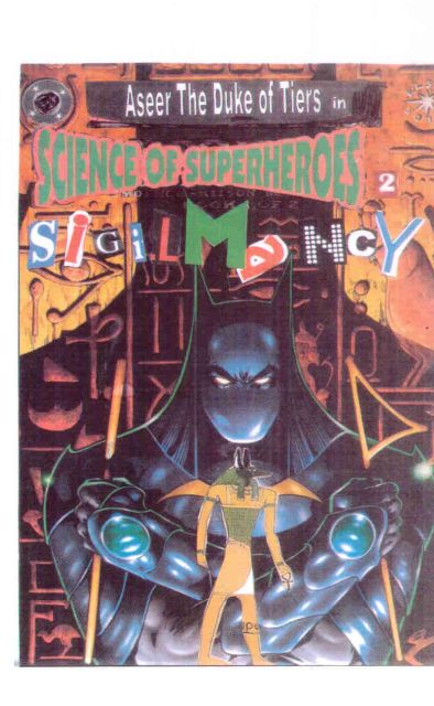 The Science of Superheroes and the Moorphogenetics of Comic Books 2